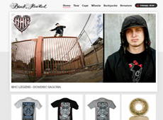 BHC Wheels Ecommerce